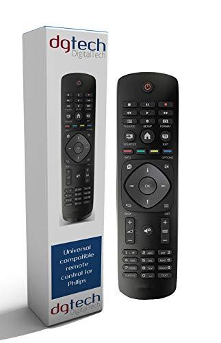 DigitalTech - Mando Universal para televisores Philips....