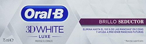 Oral-B 3D White Luxe Brillo Seductor