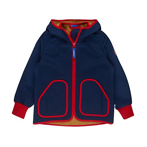 Finkid Tove Shell Kinder Zip In Softshell Windstop Jacke