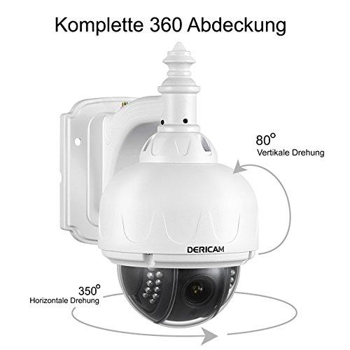 Dericam Wlan IP Kamera - 2