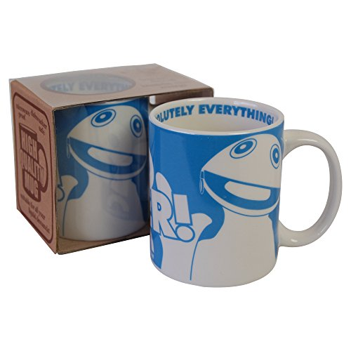 Rainbow Gift Boxed Zippy I'm So Clever Mug