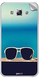GsmKart SGE7 Mobile Skin for Samsung Galaxy E7 (Green, Galaxy E7-914)