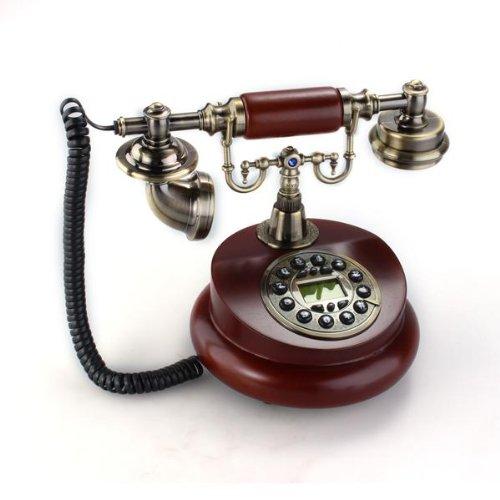 Gleader Telefono antiguo Disenador Nostalgia telefono