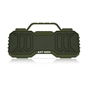 Ant Audio Treble X 950 Portable Bluetooth Speaker 6W, FM/Aux/SD Card/USB with TWS Function - Green