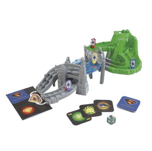 Mattel J3737 - Superman Brettspiel