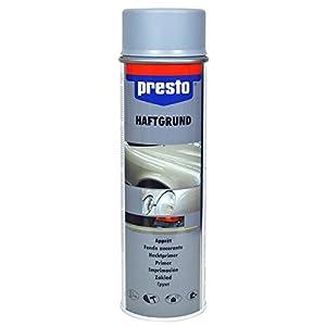 Presto 428917 Rallye-Spray, 500 ml, Haftgrund Grau