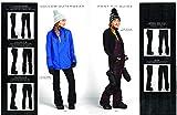 Volcom Damen Bridger Ins Snowboardhose, Black, L