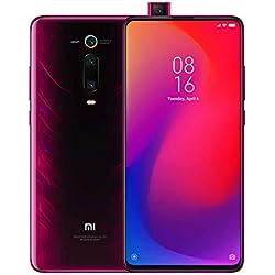 Xiaomi Mi 9T Pro - Smartphone débloqué 4G (6.4 Pouces, 6Go RAM, 128Go ROM, Double nano-SIM, Android 9) Rouge - [Exclusivité Amazon]