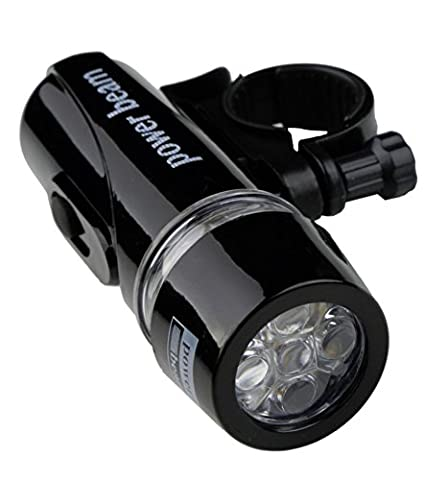 SaySure - Headlight Torch Bike Bicycle 5 LED Power Beam