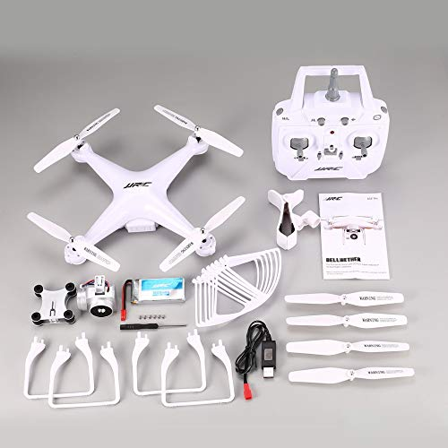 fdghhgjgtkuyiuy Heißer JJR/C H68 RC Drohne 2.4G FPV RC Quadcopter Drohne mit 720P HD Kamera Höhenstand Headless Modus 3D-Flip 20 Minuten Langer Flug