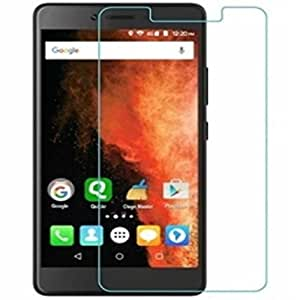 SNOOGG PACK OF 7 LYF FLAME 5 4G Premium Tempered Glass Screen Protector Guard - Protect Your Screen from Scratches and Drops - Maximize Your Resale Value - 99.99% Clarity and Touchscreen Accuracy