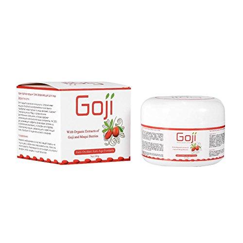 Goji Berry Feuchtigkeitscreme, Zerone Anti-Falten Exfoliating Whitening Feuchtigkeitscreme...