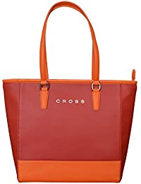 Cross Women's Tote Bags(Red/Orange,AC131079-3)
