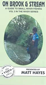 On Brook And Stream - A Guide To Small River Fishing [VHS]