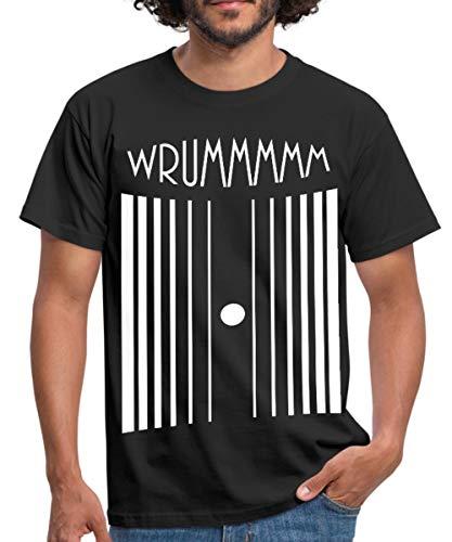 Spreadshirt Dopplereffekt Männer T-Shirt, L, ()
