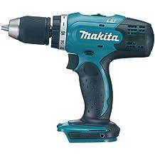 Makita Trapano avvitatore a batteria, batteria e caricabatterie non inclusi, DDF453Z