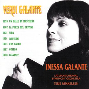Verdi:Arias from Late Operas [Import allemand]