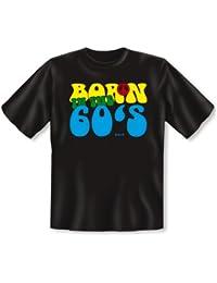Die 60er Jahre 1960er - Dein Jahrzehnt - BORN in the 60´s - Veri ® T-Shirt - Geschenk zum 50 Geburtstag 55, 1965, 1960