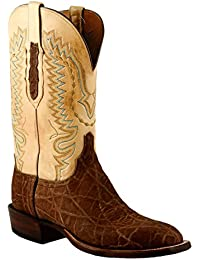 Lucchese C1402. W8S Mens Torba Vintage Elefante Boots sz 10.5 EE (Wide)