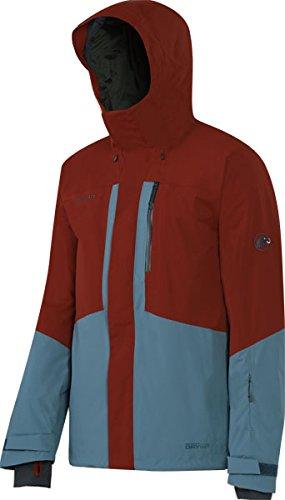 Mammut Herren Snowboard Jacke Andalo Hooded Jacket