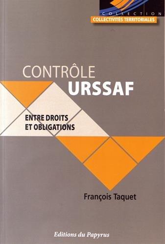 Contrôle URSSAF : entre droits et obligations par From Editions du Papyrus