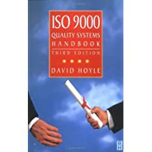 ISO 9000 Quality Systems Handbook, Third Edition by David Hoyle (1998-04-22)