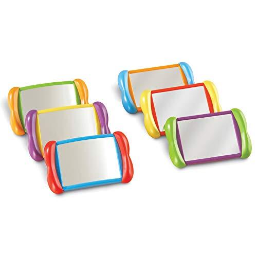 Learning Resources - Juguete con espejo para bebé LER3371 [Importado de Inglaterra]