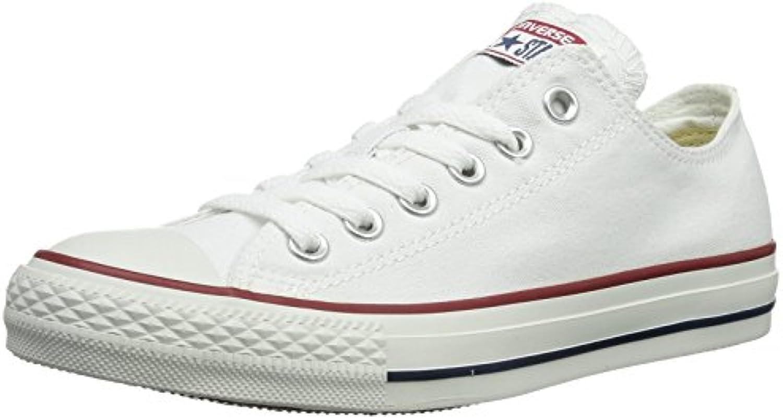 Converse Chuck Taylor All Star OX Zapatillas Deportivas (Color Blanco)