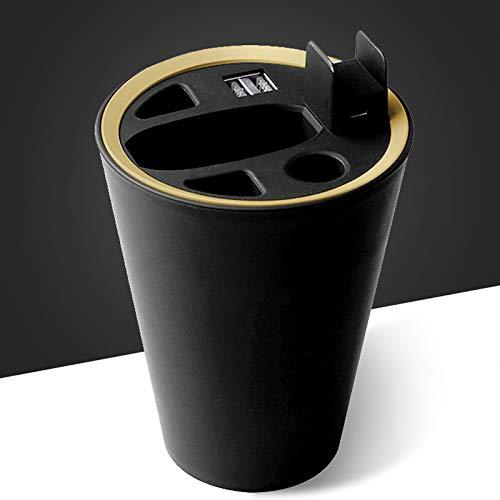 Zantec Accessori per Sigarette elettroniche Caricatore Multifunzione Design posacenere per Caricatore Universale per Auto IQOS 2.4 Plus