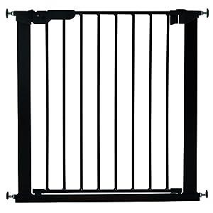 BabyDan Premier True Pressure Fit Safety Gate, Black   15