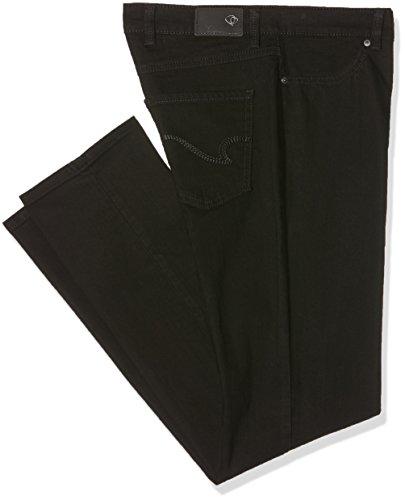 TONI Damen Slim Jeans (Schmales Bein) Belmonte CS, Black (Black 089), W35/L32 (Manufacturer Size:44)