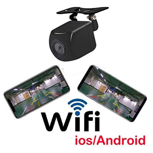 720 P WIFI Rückfahrkamera HD Nachtsicht Auto Rückfahrkamera USB Mini Wasserdichte Driving Recorder für iOS Android
