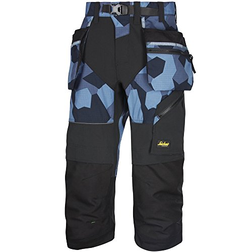 snickers-workwear-flexiwork-pantalon-pirata-con-bolsillos-1-pieza-48-camuflaje-de-marina-69058604048