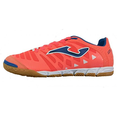 Joma , Chaussures pour homme spécial foot en salle Rosa-Royal-Blanco