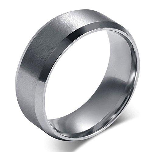 Männlich Versprechen Billig Ringe (YUUHII ATR  -  Sonstige  Edelstahl     keine Angabe )