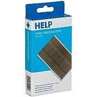 HELP Stoff Dressing Streifen 1mx6cm preisvergleich bei billige-tabletten.eu