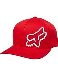 Amazon.es  Rojo - Gorras de béisbol   Sombreros y gorras  Ropa 23284fba466