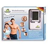 SaneoSPORT Muskeltraining * EMS Gerät * Muskelstimulator * deutsche Markenqualität * Medizinprodukt
