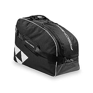 Fischer Unisex– Erwachsene Boot Helmet Bag Alpine Eco, schwarz/weiß, OneSize