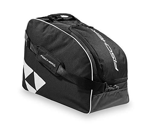 Fischer Unisex- Erwachsene Boot Helmet Bag Alpine Eco, schwarz/weiß, OneSize -