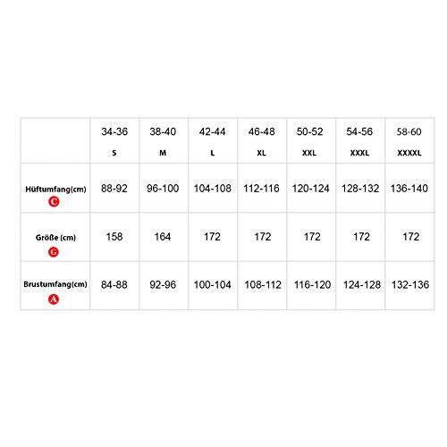 Vadis - MOLTICO | Unterwäsche Damen | Spitzenunterwäsche | Bauchweg Formslip | Talienformer | Shapewear | Frauen Dessous | ROLLT NICHT mit SILIKON | Unterhose Hochzeitsdessous Slip Panty Beige