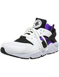 uk availability afe5c 6cfcc Nike Air Huarache, Chaussures de Running Entrainement Homme, Noir