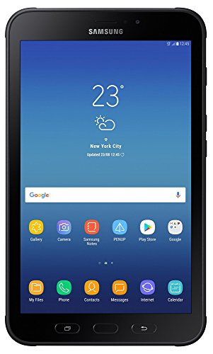"Samsung Galaxy Tab Active2 SM-T395NZKAPHE - Tablet (20.3 cm (8""), 1280 x 800 Pixels, 16 GB, 3G, Android 7.1, Black)"