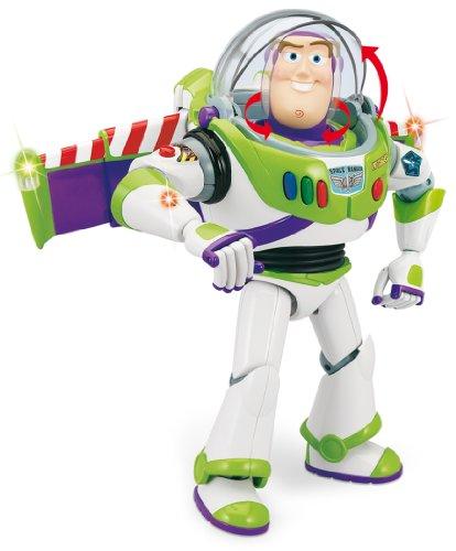 Buzz Flügel Lightyear (Mondo Toys 25132 Figura Toy Story Buzz Lightyear SIGNATURE EDITION)