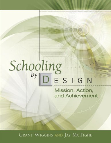 Schooling by Design: An ASCD Action Tool (ASCD ActionTool (Hardcover)) by Allison Zmuda (2007-06-30)