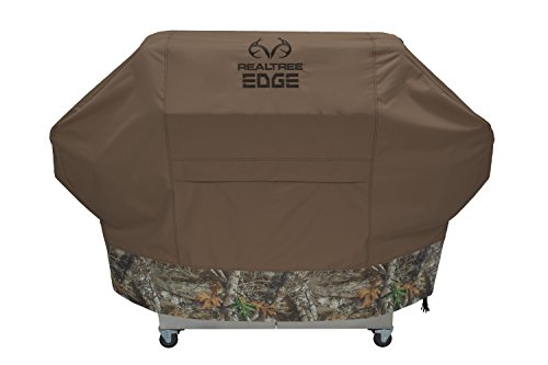 Realtree Edge Gas Grill Cover, Durable and Water Resistant, Large/65 inches