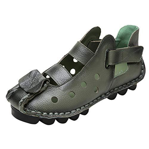 Vovotrade Pantofole estive Donna Scarpe Stile Casual Vintage Scarpe Casual Stile Etnico