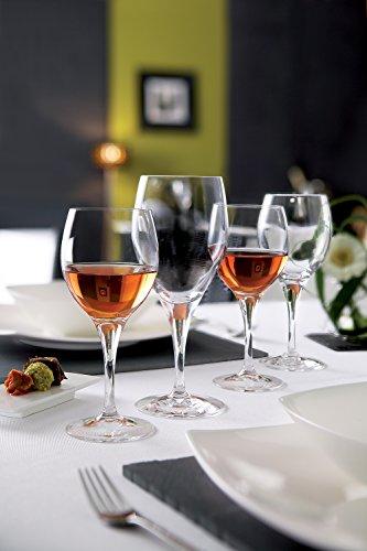 Chef & Sommelier Sensation Exalt Verre de vin 200ml, sans repère de remplissage, 6 verres