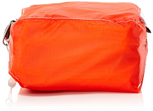 Eagle Creek Packtasche Pack-It Specter Cube - Übersicht beim Reisen durch Tasche in Tasche System, white/strobe tangerine