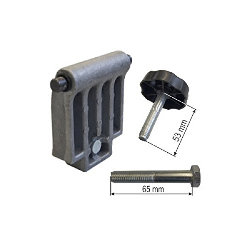 ATIKA Ersatzteil - Gegenplatte für Häcksler LHF 2800 ALF 2800 ALA *NEU*